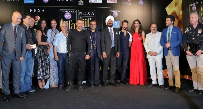 Noted Dignitaries and Friends of IIFA At The IIFA 2016 Opening Press Conference In Madrid