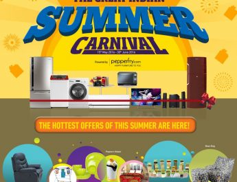 Panasonic - The Great Indian Summer Carnival