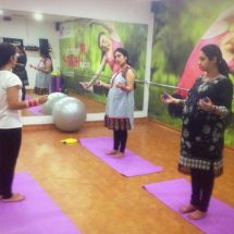 Paras Bliss Hospital, Panchkula, organizes weeklong yoga camp for pregnant women