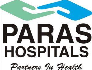 Paras Hospitals Gurgaon - Logo