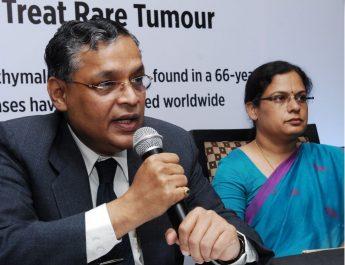 Prof Dr C V Harinarayan - Dr Honey Ashok - Sakra World Hospital