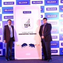 Reliance Securities launches Tick PRO – India's first mobile app for options trading