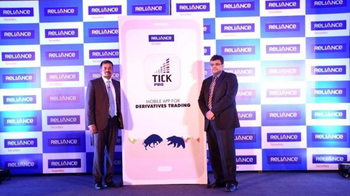 RELIANCE SECURITIES LAUNCHES TICK PRO - B Gopkumar - CEO Broking - Sharad Goel - Chief Communications Officer - Reliance Capital