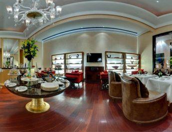 Radisson Blu MBD Hotel - Noida - Prive Lounge