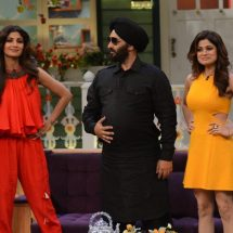 Raj Kundra Surprises Shilpa Shetty on The Kapil Sharma Show