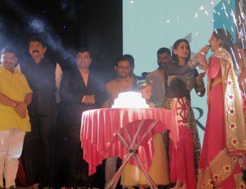 Royal Developers Launch - Royal Lake View Phase 2 - Actress Zarin khan