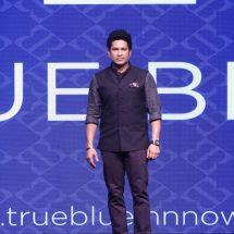 True Blue by Sachin tendulkar in partnership with Arvind Fashion Brands makes its debut in Mumbai