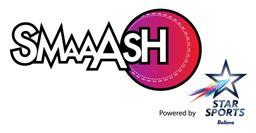 SMAAASH - Logo
