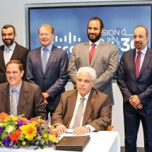 Cisco Partners with Saudi Arabia to Accelerate the Digitization of the Kingdom