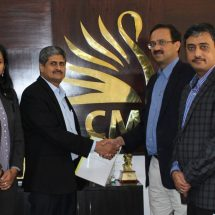 CMRIT enters into strategic initiative with Hitachi Solutions India