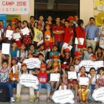 Honda organizes 'Road Safety Summer Camp' in Jaipur