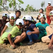 Special Tree Plantation held at Gaurcity, Greno-West