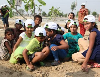 Special Tree Plantation held at Gaurcity - Greno-West