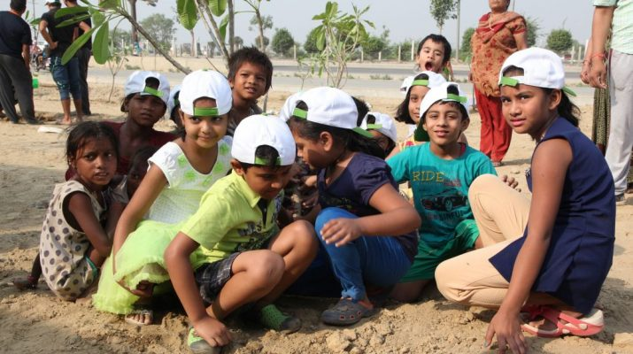 Special Tree Plantation held at Gaurcity - Greno-West