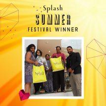 Splash concludes its Summer Festival