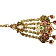 An exquisite piece of Passa from the majestic collection of SUNAR this EID