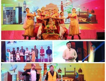 Synchrony Celebrates Incredible India Family Day