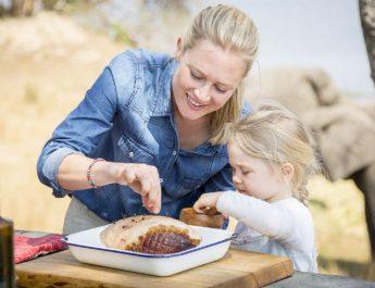 TLC - Sarah Grahams Food Safari
