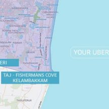 Uber increases coverage in Chennai GST Road till Mahindra World City