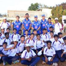Videocon d2h along with Mumbai Indians nurtures Young Talent