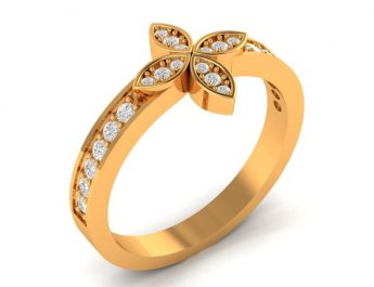ViraniGems - Ring - Yellow Gold