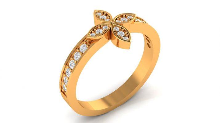 ViraniGems - Ring - Yellow Gold