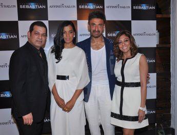 Vishal Sharma - Mughda Godse - Rahul Dev - Niharika Sharma - Affinity Salons