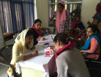 Women came at Paras Bliss Hospital for menopause clinic pic 1