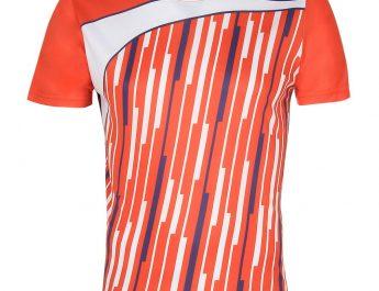 Yepme Barry Round Neck Tee - Orange- INR 999