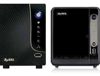 ZyXEL - Green Media Servers - NSA320 - NSA320S