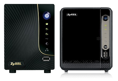 ZyXEL - Green Media Servers - NSA320 - NSA320S