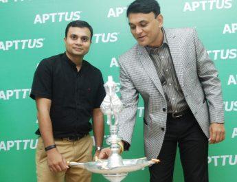 Apttus inauguration of Bengaluru Centre