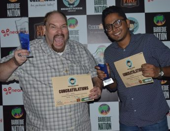 Barbeque Nation Biggest Foodie Winners