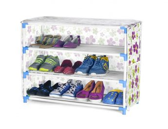 Bonita India Launches New Classy 3 Tier Shoe Rack