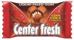 Center fresh Cool Cola Packshot