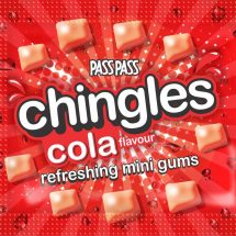 Chingles brings  chew a 'Cola' Surprise