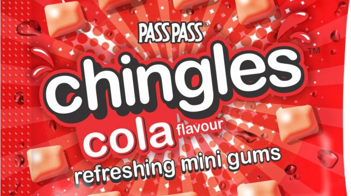 Pass Pass Chingles Cola Pouch