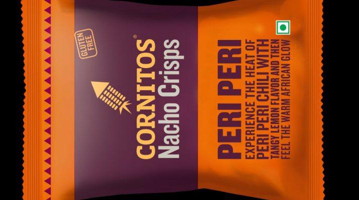 Cornitos Peri Peri Nacho Crisps