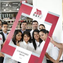 Marriott India is Celebrating its First M-Day for 2016