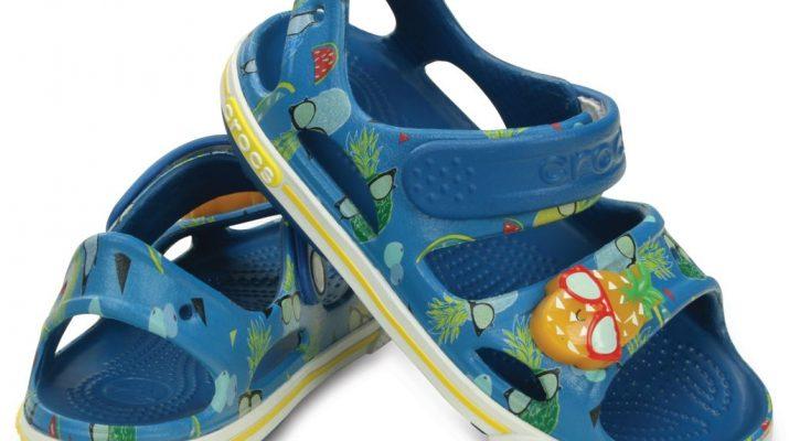 Crocs - CB II Pineapple LED Sandal K - FILEminimizer - INR 2995