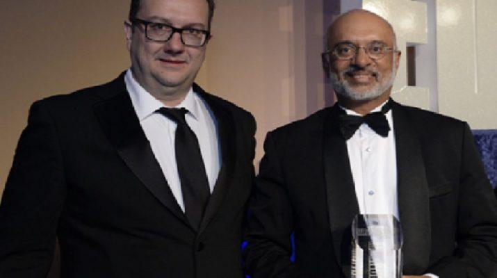 DBS CEO Piyush Gupta receives Euromoneys Worlds Best Digital Bank award