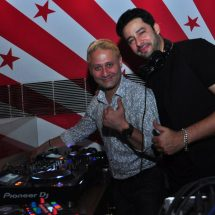 DJ Zulfi Syed enthralls partygoers during the closing act of The Circus Carnival at CIRCUS in Delhi
