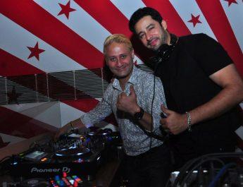DJ Mickey and DJ Zulfi Syed