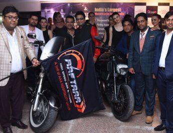 Directors of Raftaar at the Launch of Raftaar High speed Lounge
