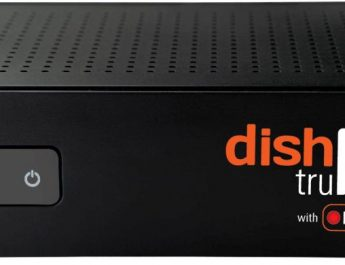 Dish TV - Dish - truHD - Box