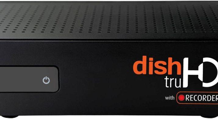 Dish TV - Dish - truHD - Box