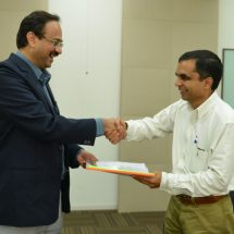 CMRIT – Sherpify MOU Signed for Campus Incubator