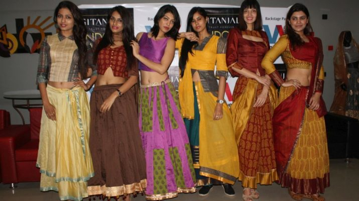 Dresses designed by Virtual Voyage College of Design - Media and management