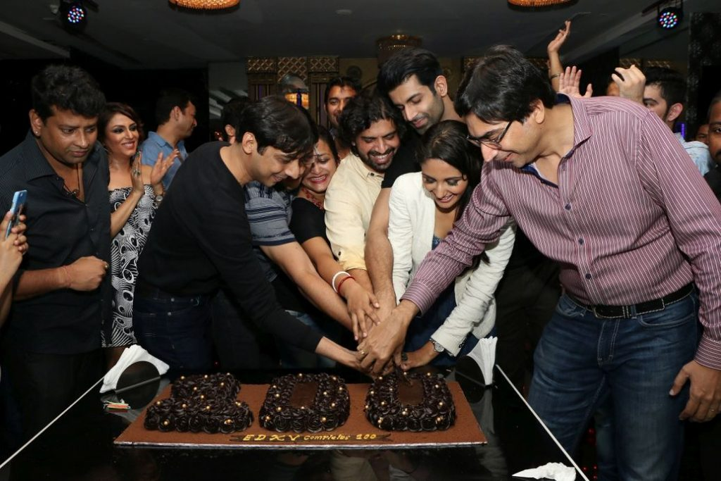 Ek Duje Ke Vaaste 100 episodes celebration