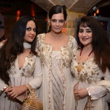"Rani Kamini Singh, of ""Rose Tree "" Unveils her latest festive 2016 collection, MOGRA"